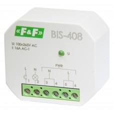 BIS-408 реле импульсное (бистабильное)