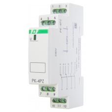 PK-4PZ 24 реле электромагнитное (промежуточное)