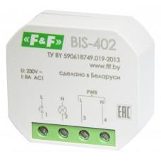 BIS-402 реле импульсное (бистабильное)
