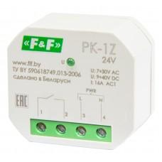 PK-1Z-24 реле электромагнитное (промежуточное)