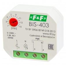 BIS-403 реле импульсное (бистабильное)