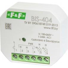 BIS-404 реле импульсное (бистабильное)