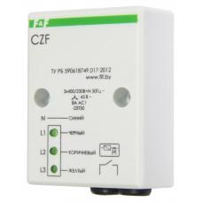 CZF реле контроля фаз