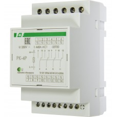 PK-4P 12 реле электромагнитное (промежуточное)