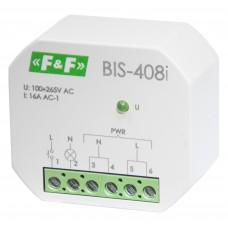 BIS-408i реле импульсное (бистабильное)