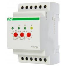 CP-734 реле контроля напряжения