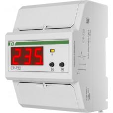 CP-722 реле контроля напряжения