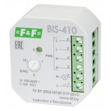 BIS-410 реле импульсное (бистабильное)